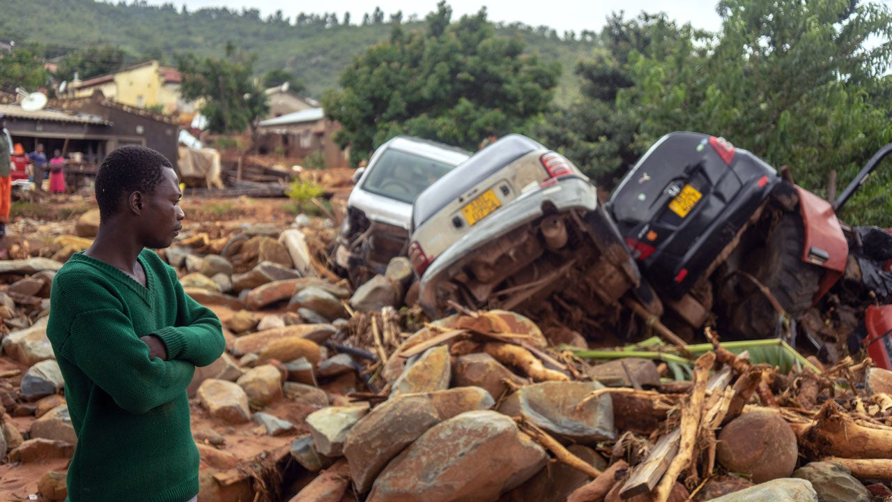 Mozambique Destruction 'Massive and Horrifying' After Cyclone Idai; Hundreds Dead, Thousands of Homes Destroyed