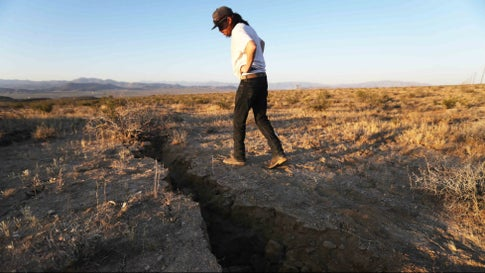 A Major California Fault Line is Shifting, Triggered by the Ridgewood Earthquakes