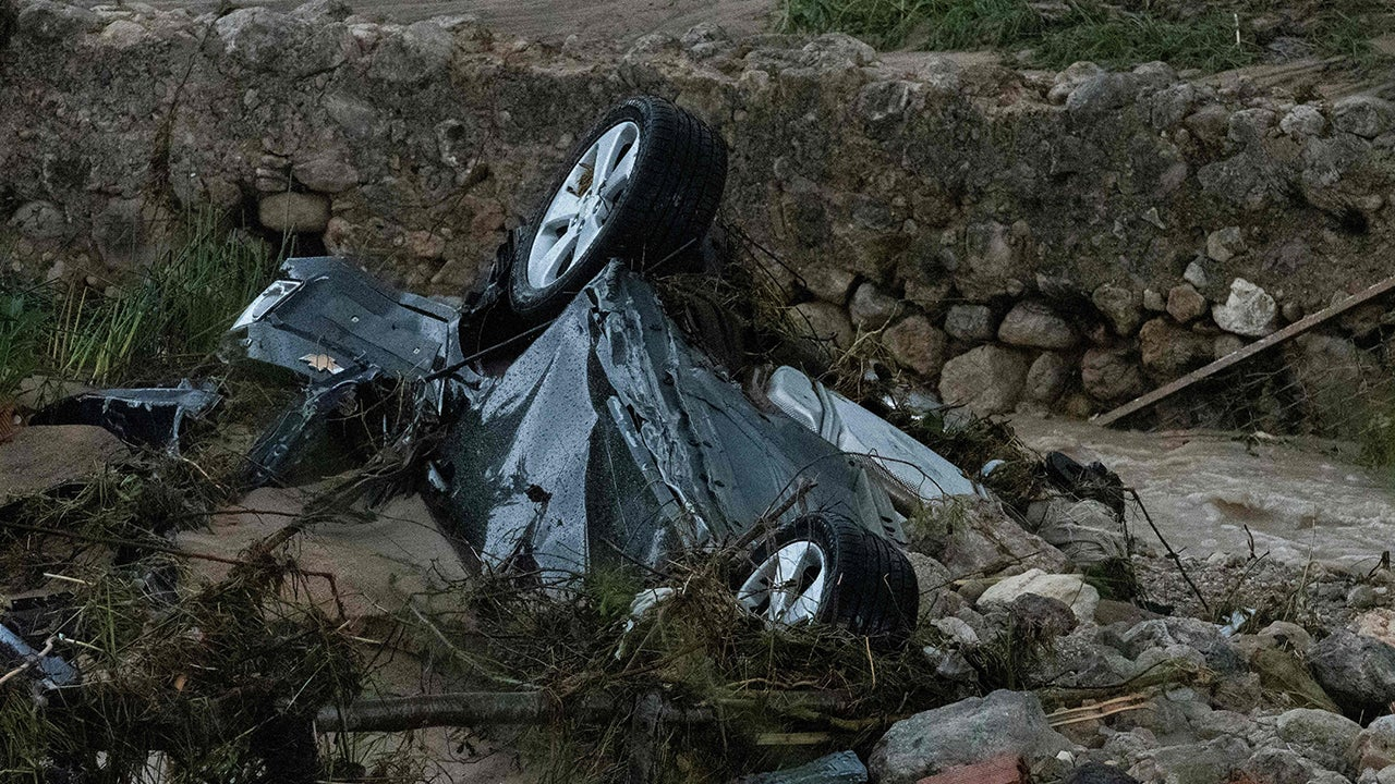 Deadly Flooding in Southeast Spain After Record Rainfall