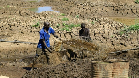 In Africa's Nile River Basin, More Than 100 Million Could Face Water Shortages Due to Extreme Weather