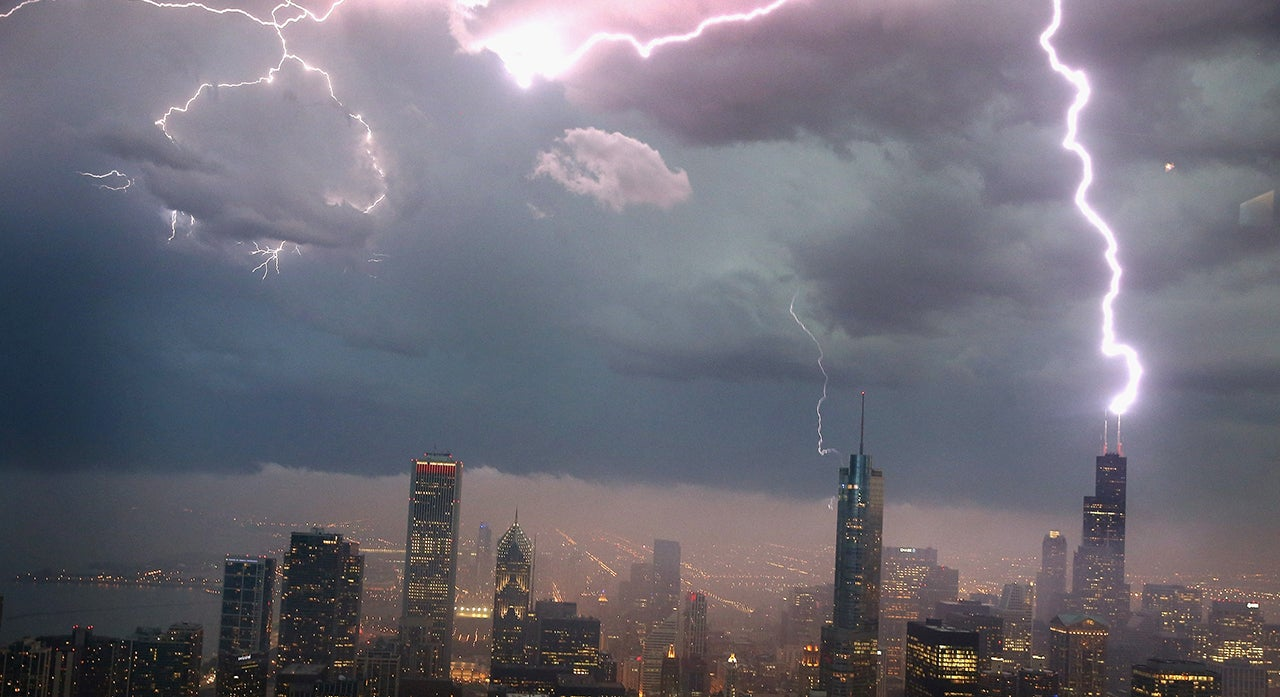 Warming World to Bring More Thunderstorms, Worsen Air Quality: MIT Study