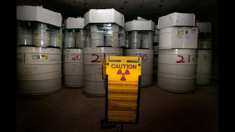 Oregon Landfill Illegally Accepted 2 Million Pounds of Radioactive Waste From North Dakota. They Aren't Being Fined.