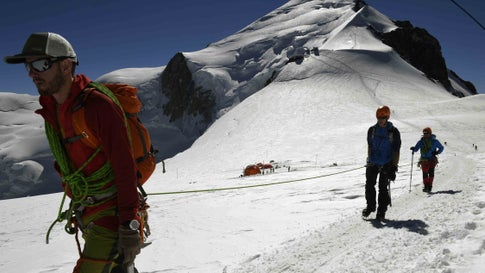 French Officials Move to Further Limit Access to Mont Blanc; Concerns Raised Over Environment, Climate Change Impacts