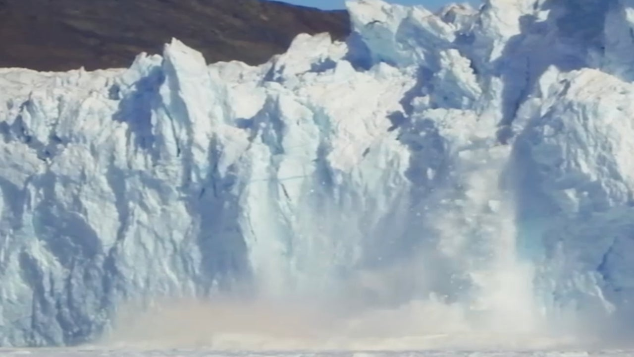 Massive Melting in Greenland, Arctic Ice Sheets