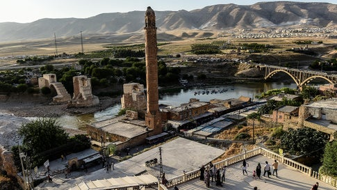 12,000-Year-Old Turkish Settlement About to Be Submerged by Dam Project