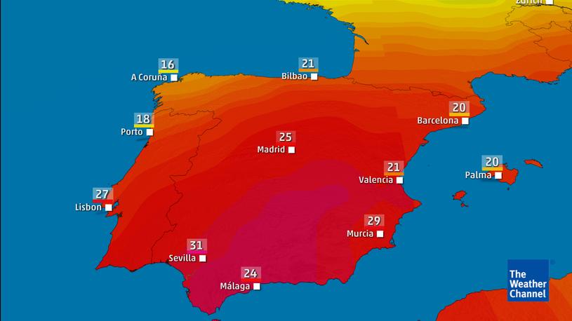 Spanien Und Corona