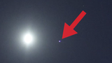 ISS Crosses in Front of the Moon Captured in Rare Video