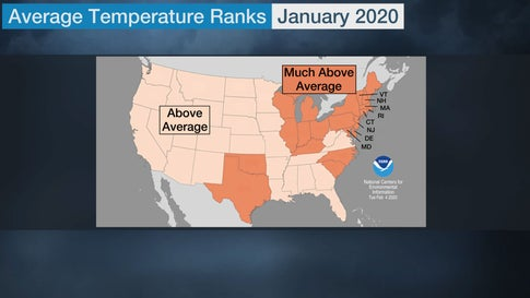 This Winter May Be One of the Warmest on Record. What Does That Mean for Spring?