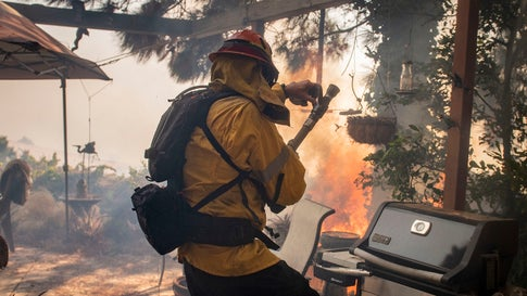 In California, Hundreds of Thousands Face Power Shutoffs Again Because of Wildfire Threat