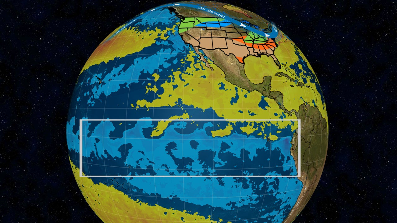 La Niña Conditions Have Developed: What it Means for us