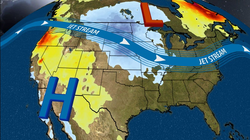 Much of Country to See Cooler Temperatures for the Next Week
