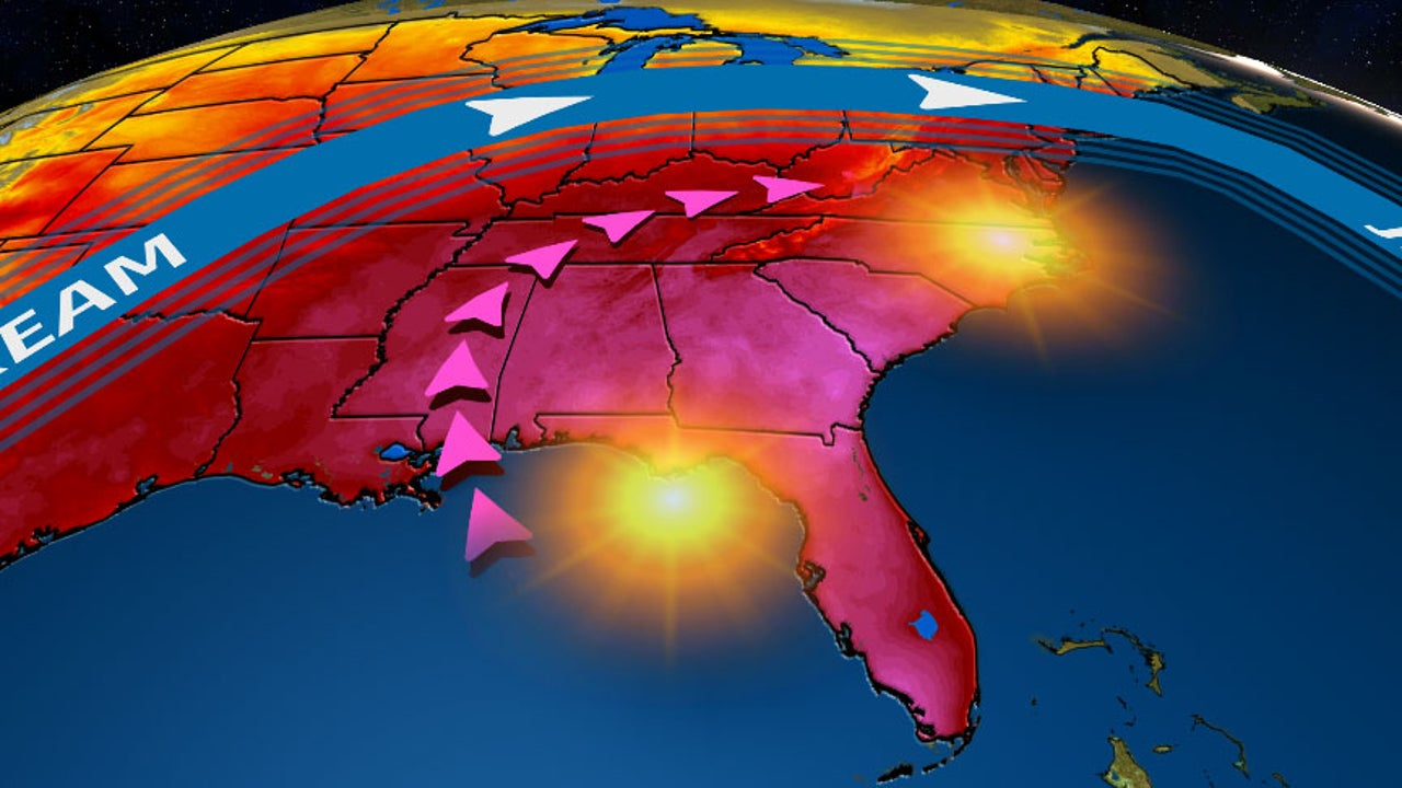 Memorial Day is the unofficial kickoff to summer. You'll get no argument in the Southeast.