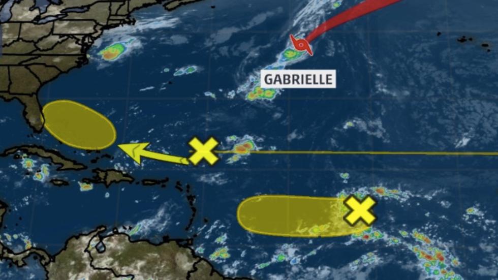 4 areas we u0026 39 re watching in the atlantic