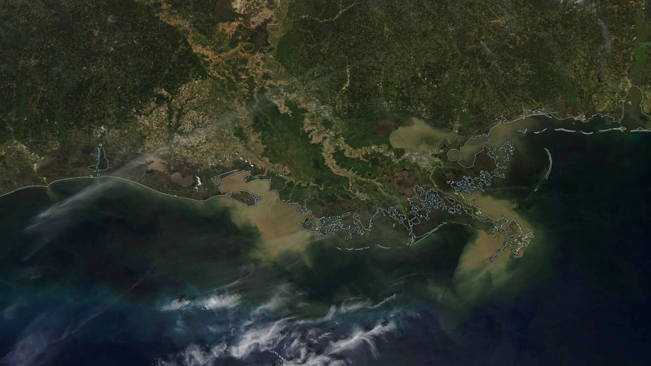 Spring Flooding Could Lead to Large Gulf of Mexico 'Dead Zone' This Summer