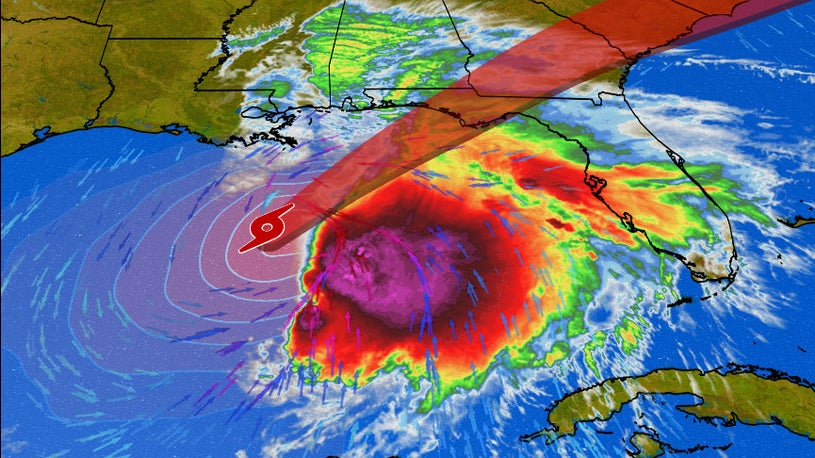 Danger Brewing in the Gulf: Tropical Storm Nestor Forms