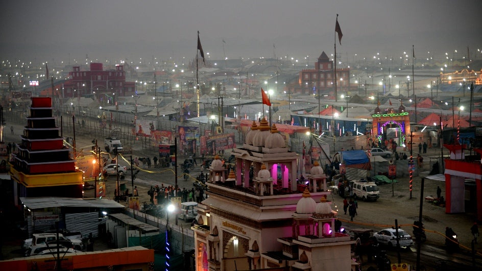 (Sandeep Rastogi/ BCCL Lucknow) Are you ready for the Kumbh Mela quiz? Here we go! 1. The 'Kumbh' in Kumbh Mela refers to the sacred pitcher that--according to Hindu mythology--Gods and demons fought over. What did the pitcher contain? A. Milk; B. Nectar; C. Ashes; D. Honey