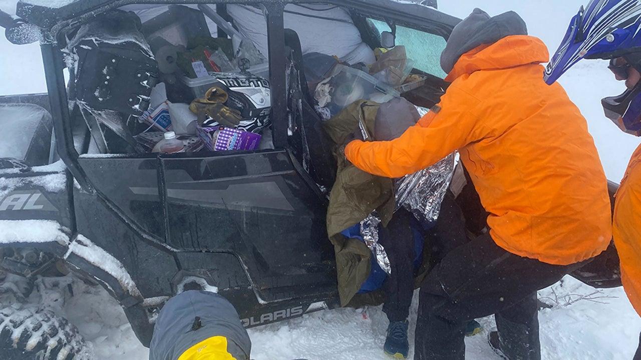 Rescuers Save 87 Ultramarathoners in Utah