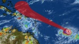 Tropical Depression Ten Likely to Strengthen