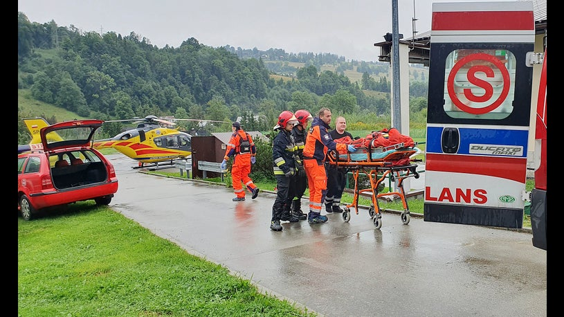 Poland's Tatra Mountains Hit by Freak Thunderstorm Leaving 5 Dead