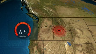 Large Earthquake Rocks Idaho, Montana