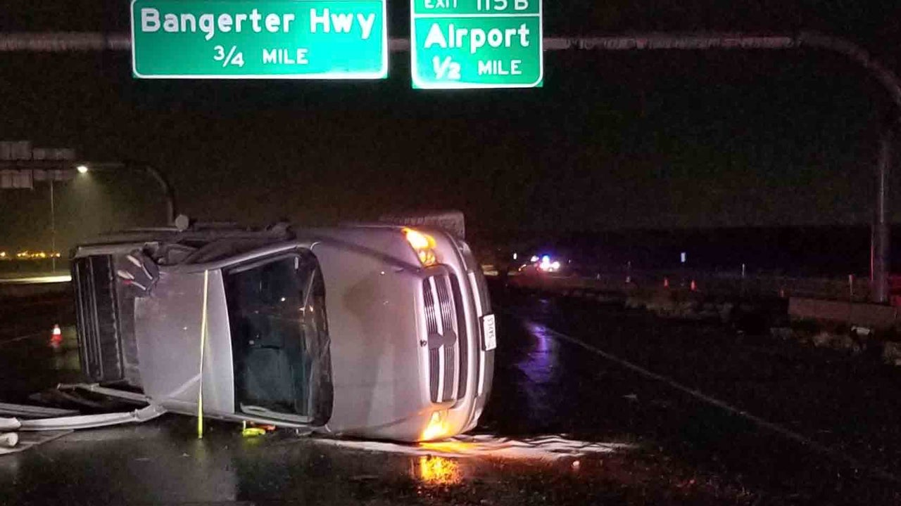 At least five semis rolled over on Utah interstates