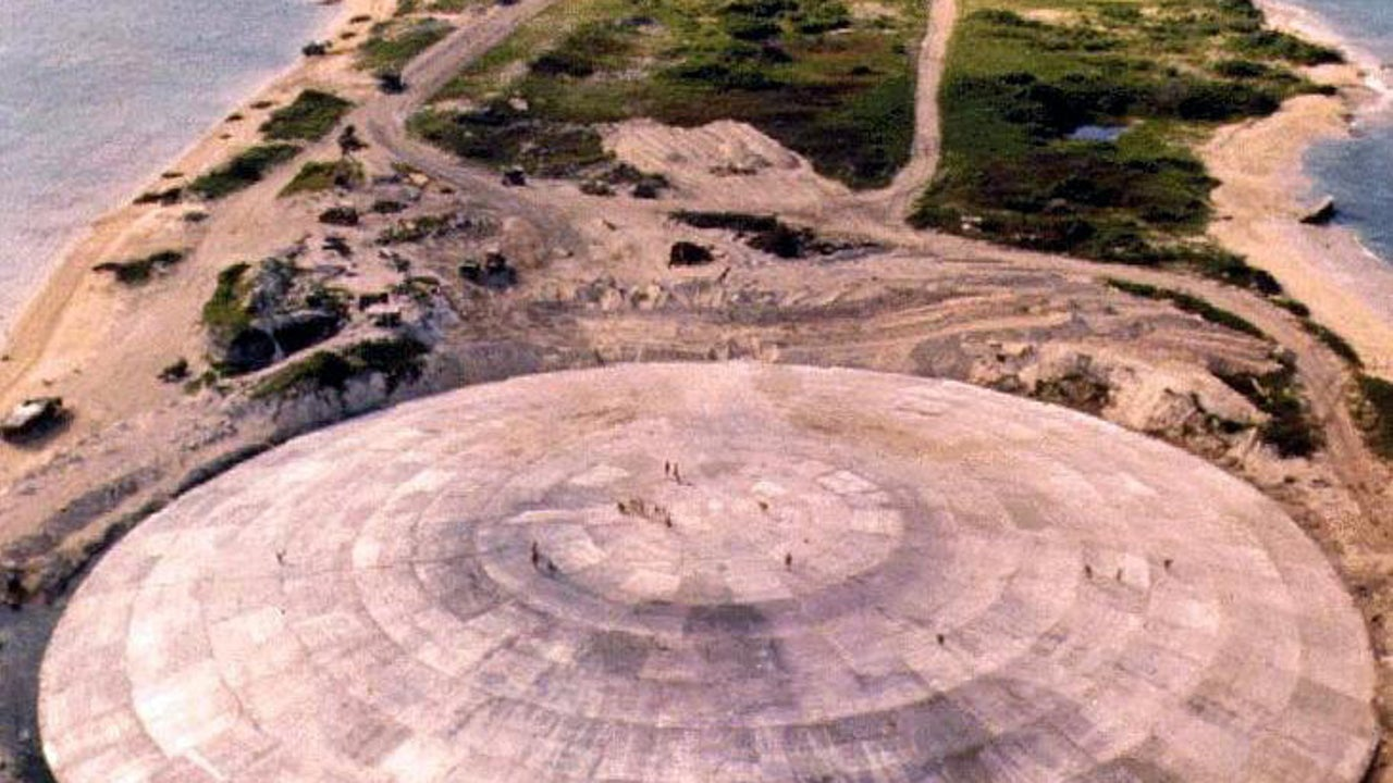 Disturbing Discovery Near Nuclear Waste Site in Marshall Islands