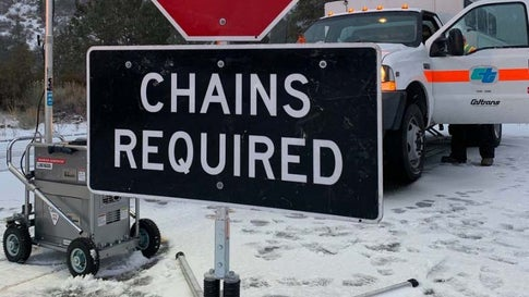 California Interstates Open After Winter Storm Snarls ... on weather phone, weather rates, weather activities,