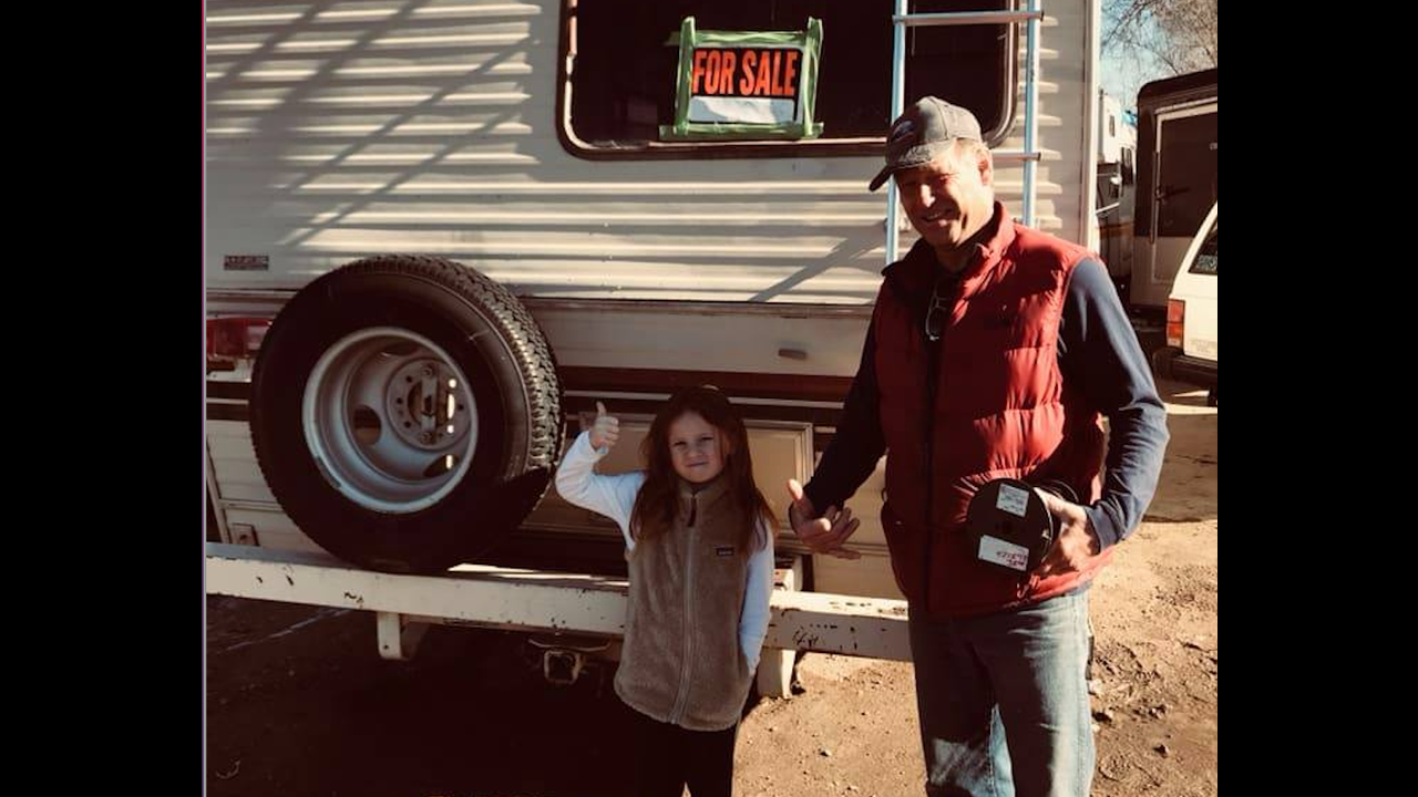 The Gift of Shelter After a Wildfire Disaster Destroys a Home