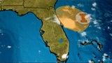 Still Watching Disturbance for Development off Florida's Coast