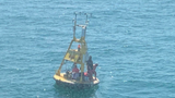 U.S. Coast Guard Rescues 4 People Found Clinging to Buoy in Atlantic