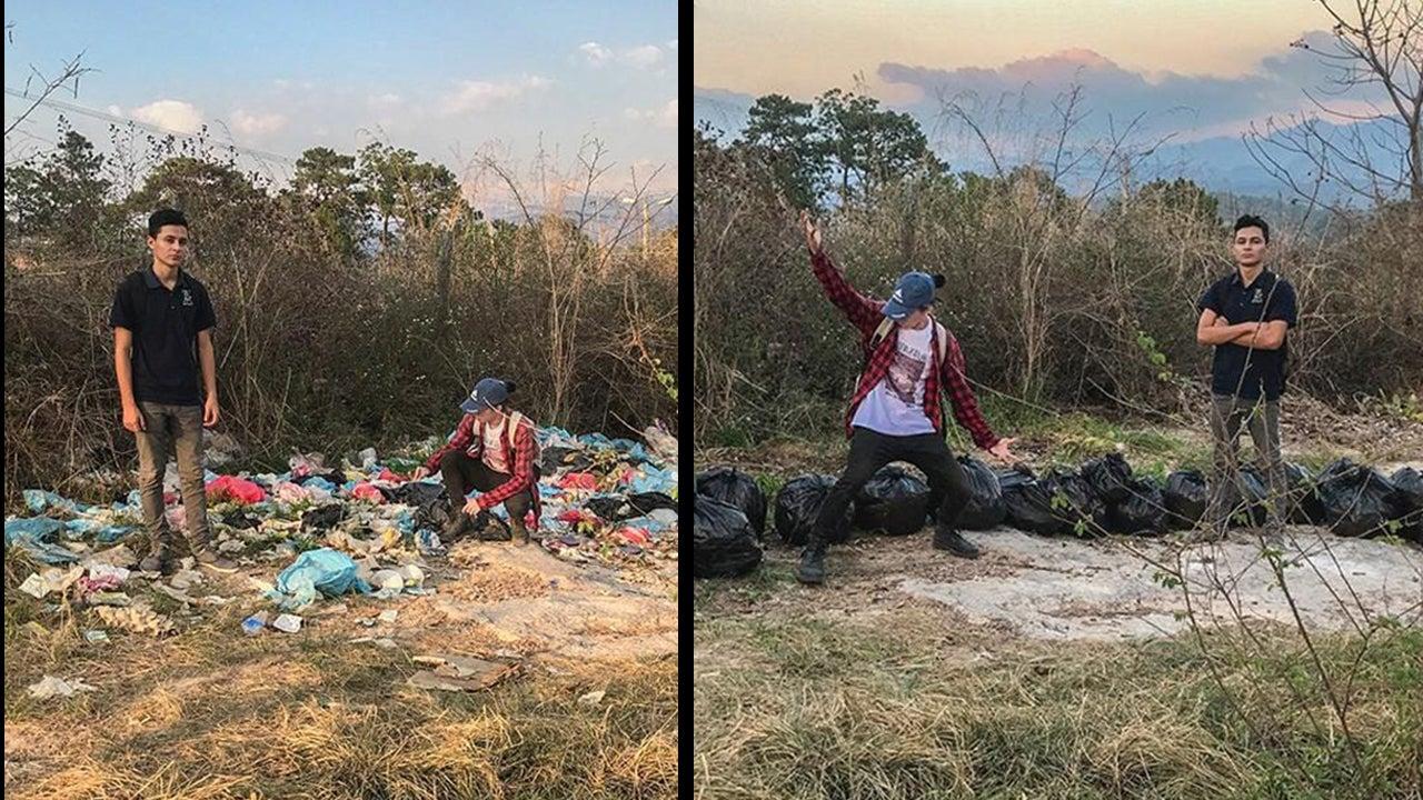 Viral #TrashTag Challenge Prompts Cleanup Efforts