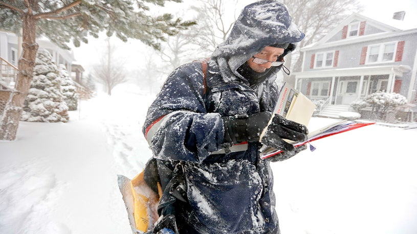 Polar Vortex-Triggered Cold Outbreak So Cold That...