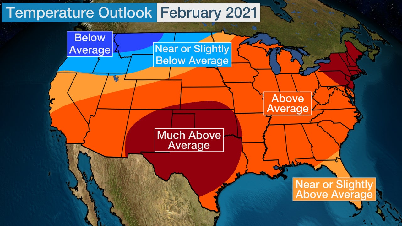 Weather For Christmas 2021 In Maine February Temperature Outlook Mild In Central Eastern U S Colder In Northwest The Weather Channel Articles From The Weather Channel Weather Com