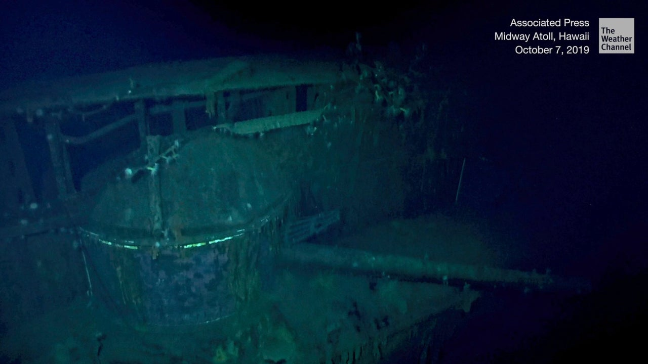 Researchers have discovered a second Japanese aircraft carrier, Akagi, that went down during the historic Battle of Midway during World War II. The find came a week after another warship, Kaga, was found near the Northern Hawaii Islands.