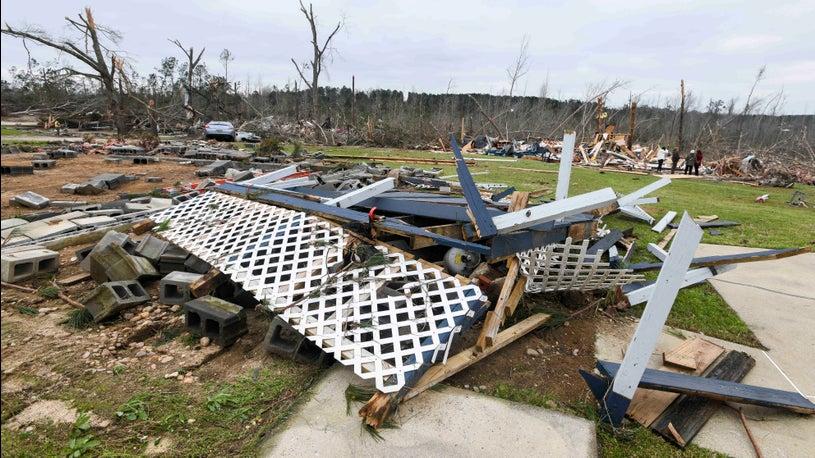 Communities Struggling to Recover from Devastating Tornado Damage