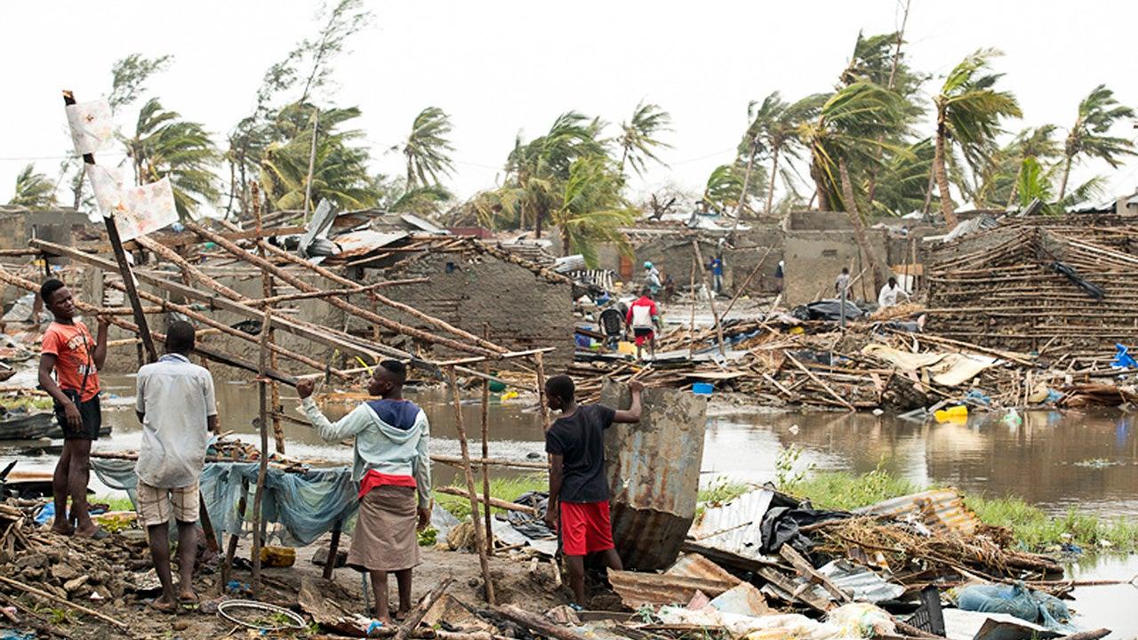 Ciclón Idai: la ciudad de Beira casi borrada por completo