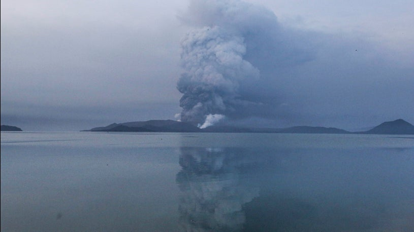 Philippines Volcano Could Erupt Again, Hundreds of Thousands Urged to Evacuate