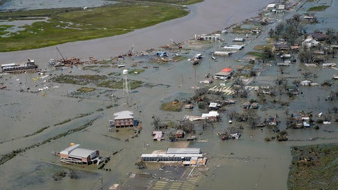 Hurricane Laura Leaves Six Dead, Homes Flattened, Coastal Towns Flooded in Louisiana | The Weather Channel