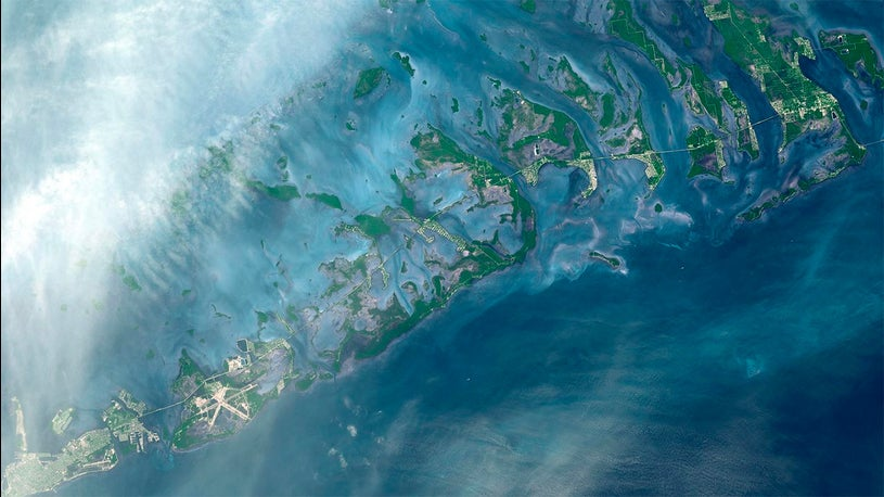 Florida Keys May Have to Abandon Roads Due to Rising Sea Levels