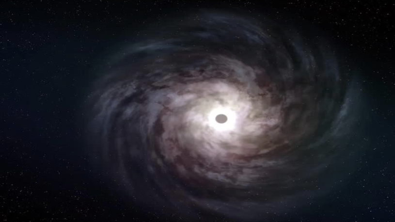 Mystery as Black Hole Lights up Brighter Than Ever