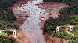 300 Feared Missing After Dam Collapse