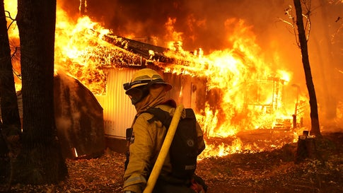 California Utility PG&E Agrees to Pay $1 Billion for Wildfire Damage