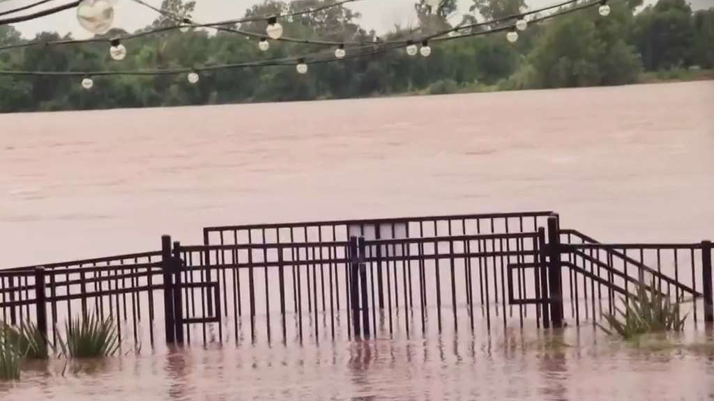 Tulsa Casino Forced to Close Due to Flooding