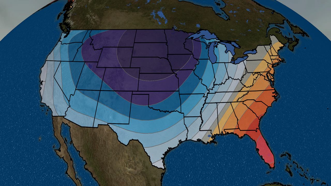October will wrap up with more persistent cold for many
