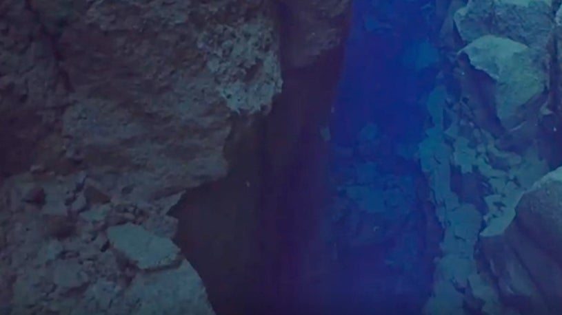 Swim Between Two Continents at Iceland's Silfra Fissure