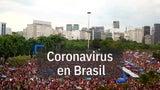 Brasil confirma su primer caso de Coronavirus