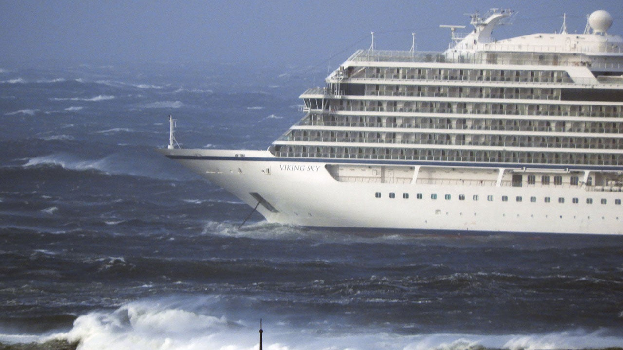 Norway Cruise Ship Passenger Describes Terrifying Ordeal