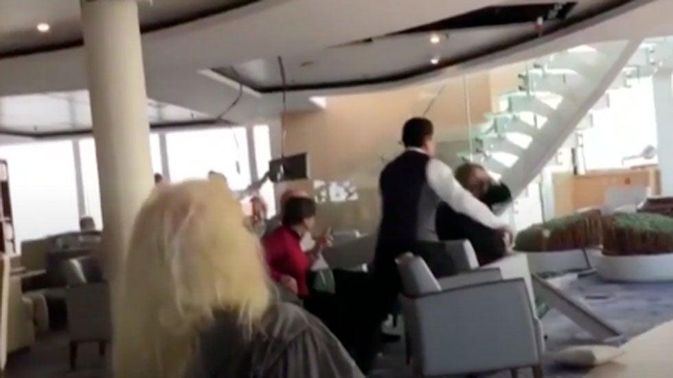Cruise Ship Passenger: 'I Said to Myself, 'This Is It'