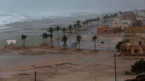 Salalah, Oman. Crédit photo : Mohammed/Mahjoub/APF/Getty Images