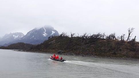 Leiche aus Gletschersee geborgen: Deutscher Forscher tot in Patagonien entdeckt